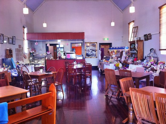 Salt Of The Earth Cafe And Gallery - Victoria Tourism