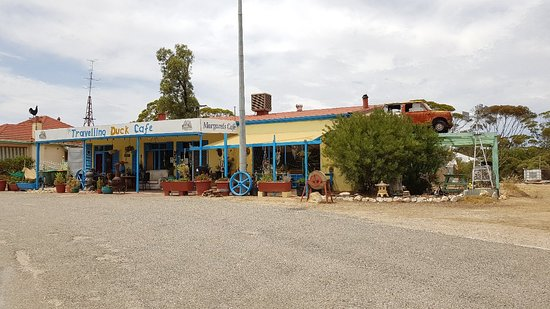 The Travelling Duck Cafe - Victoria Tourism