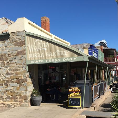 Waters Burra Bakery - Victoria Tourism