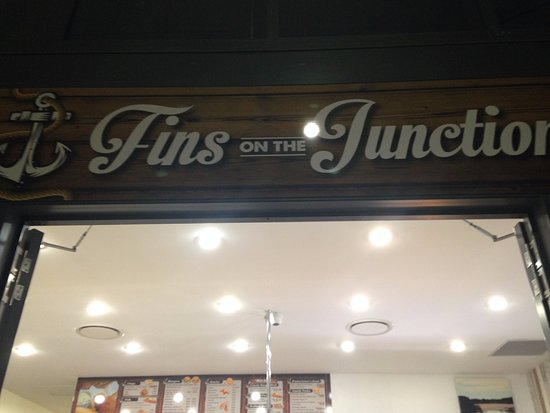 Fins on the Junction - Victoria Tourism