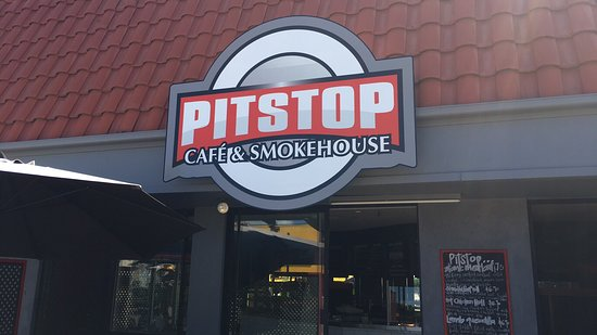 Pitstop Cafe and Smokehouse - Victoria Tourism