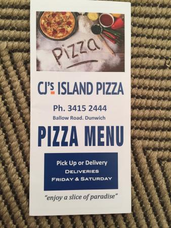 CJ's Cafe  Pizza - Victoria Tourism