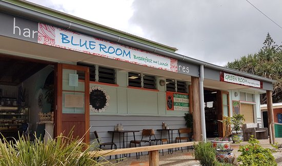 The Blue Room - Victoria Tourism