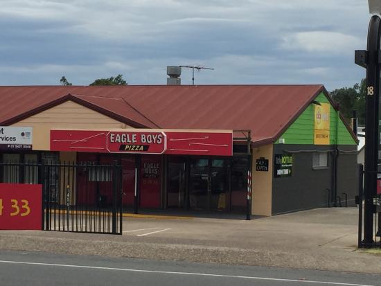 Eagle Boys Pizza - Victoria Tourism