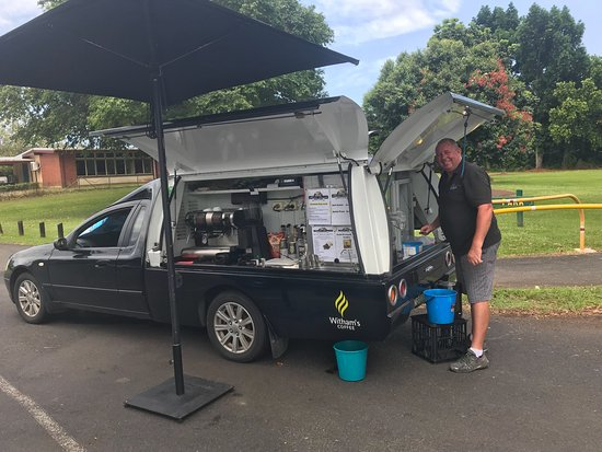 Mister Barista Mobile Coffee - Victoria Tourism
