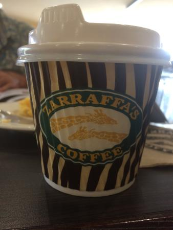 Zarraffas Coffee - Victoria Tourism
