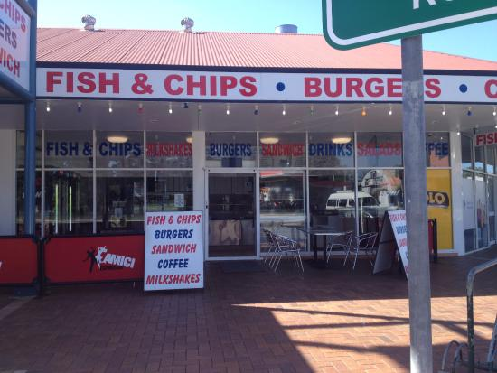 Beaudesert Fish and Chips - Victoria Tourism