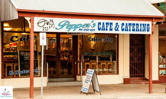 Peppers Cafe  Catering - Victoria Tourism