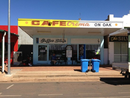 Cafe Crema on Oak - Victoria Tourism