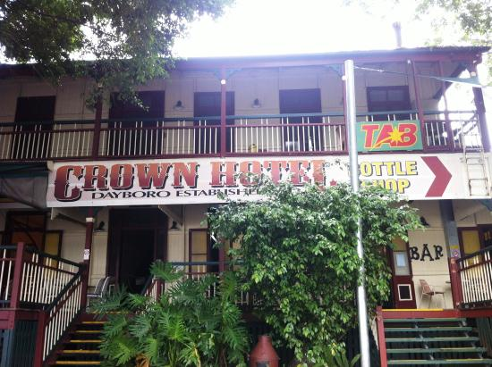 Crown Hotel - Victoria Tourism