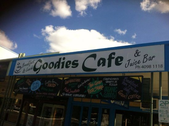 Goodies Cafe - Victoria Tourism