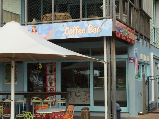 Oceanic Gelati  Coffee Bar - Victoria Tourism