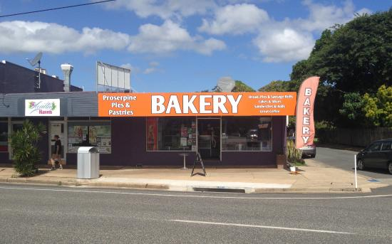 Proserpine Pies and Pastries - Victoria Tourism