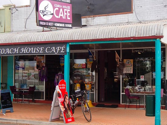 Coach House Cafe - Victoria Tourism