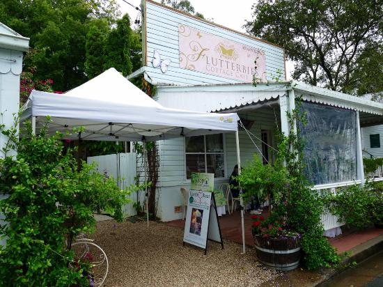 Flutterbies Cottage Cafe - Victoria Tourism