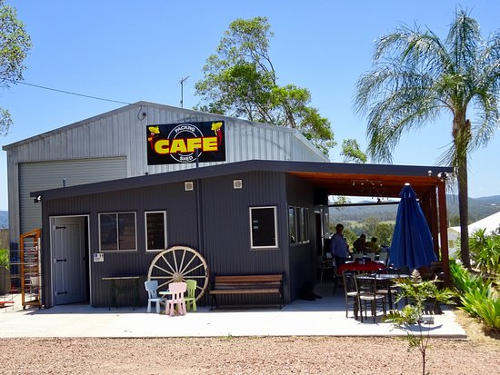 Packing Shed Cafe - Victoria Tourism
