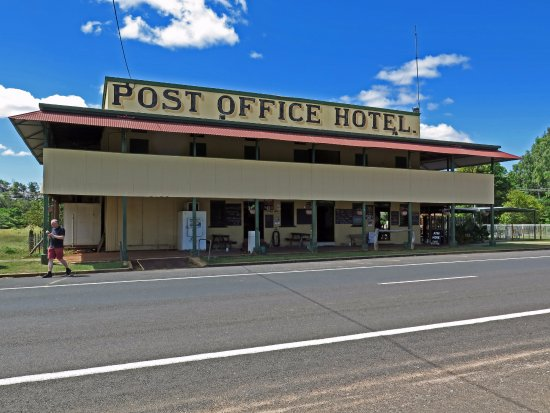 Post Office Hotel - Victoria Tourism