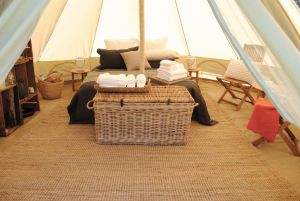 Cosy Tents - Daylesford - Victoria Tourism