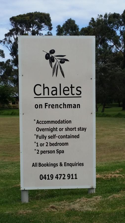 Chalets on Frenchman