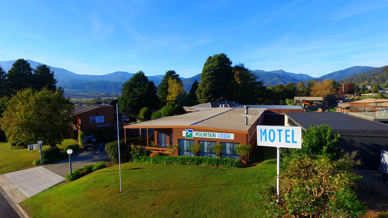 Mountain Creek Motel - Victoria Tourism